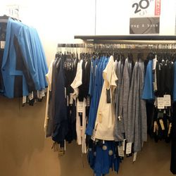 Over in the Back Room, Rag & Bone is going for 20% off.