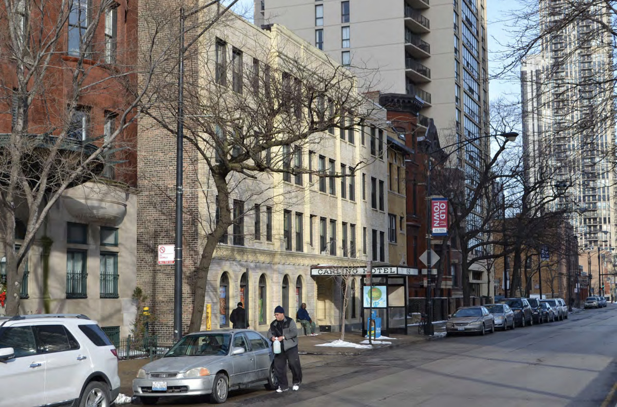 Old Town SRO reopens as affordable housing - Curbed Chicago