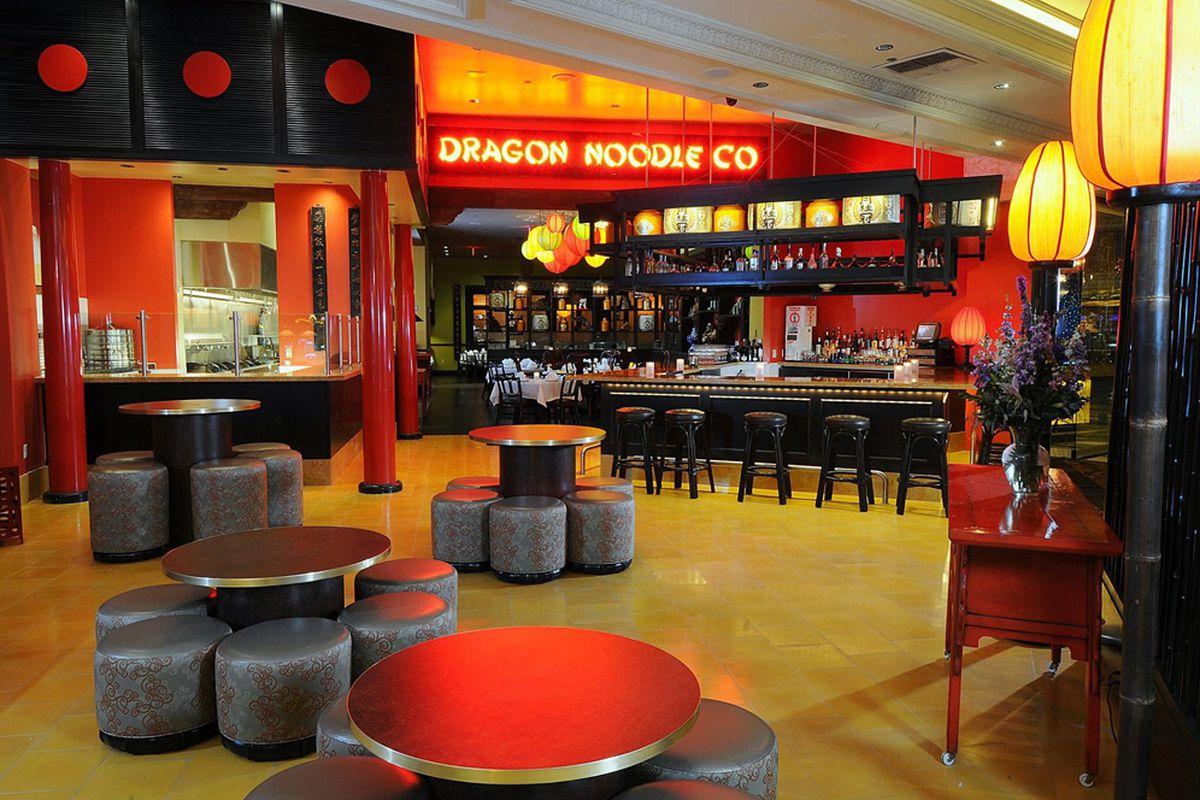 Dragon Noodle Co.