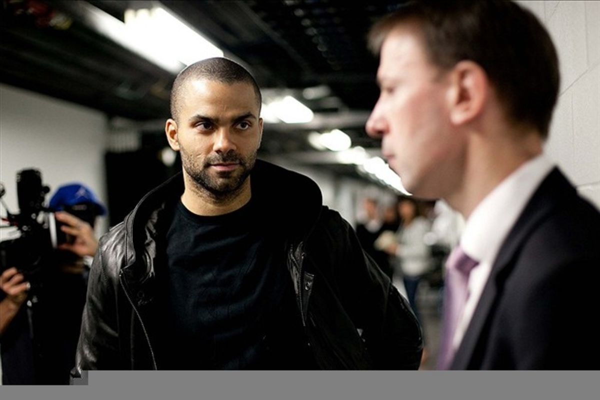 No matter how many French camera crews follow him around, Tony Parker is not the most valuable player in the league.