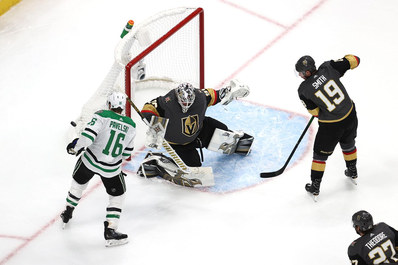 Dallas Stars v Vegas Golden Knights - Game Two