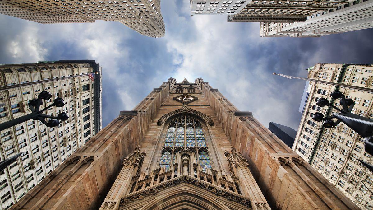 Trinity Church New York real estate history - Curbed NY