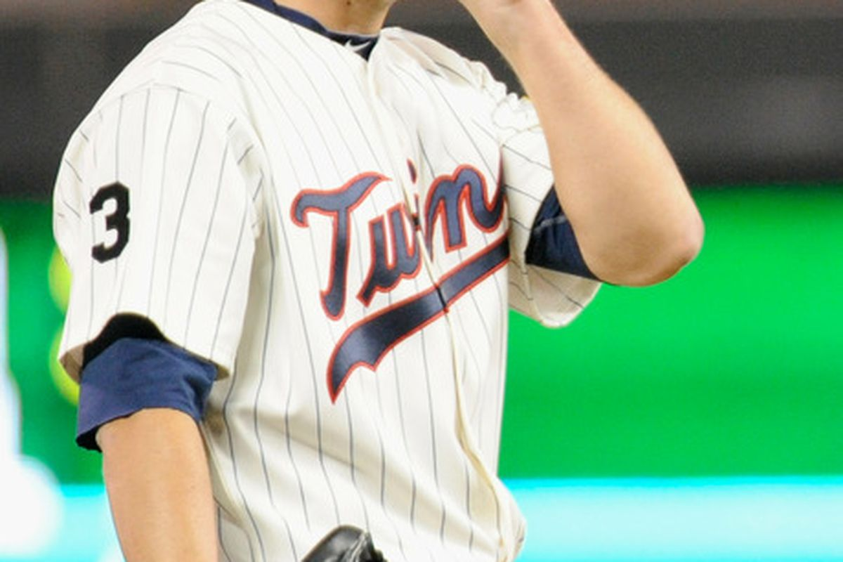 Scott Diamond has pitched a few gems for the Twins in 2012.