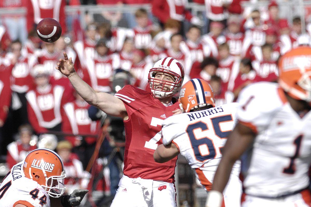 NCAA Football - Illinois vs Wisconsin - October 28, 2006