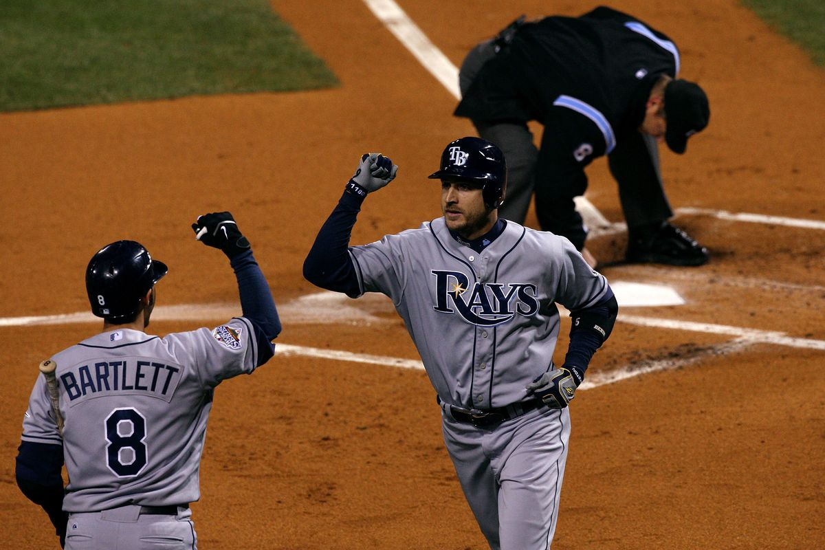 World Series: Tampa Bay Rays v Philadelphia Phillies, Game 5