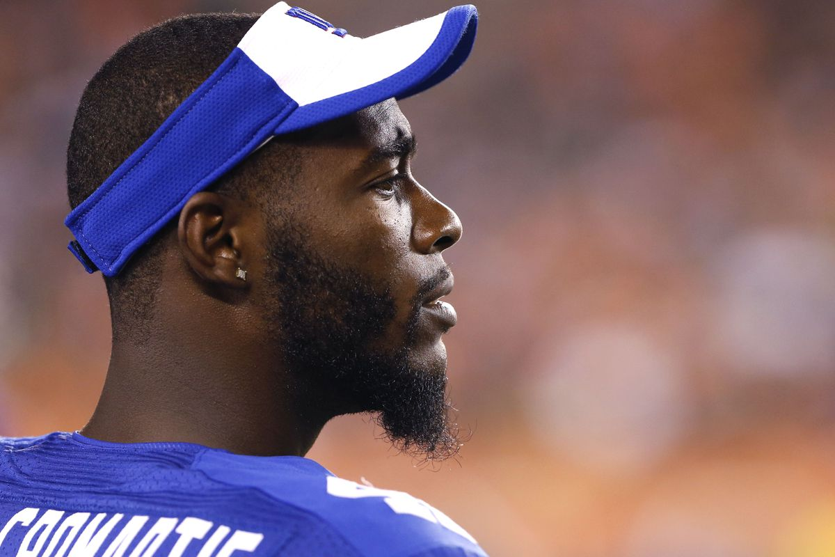Who is left to join Dominique Rodgers-Cromartie in the Giants' secondary?