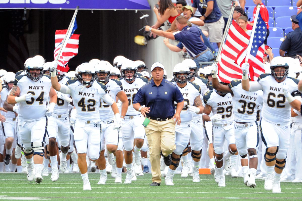 120th Army-Navy Game (2019 navy football)
