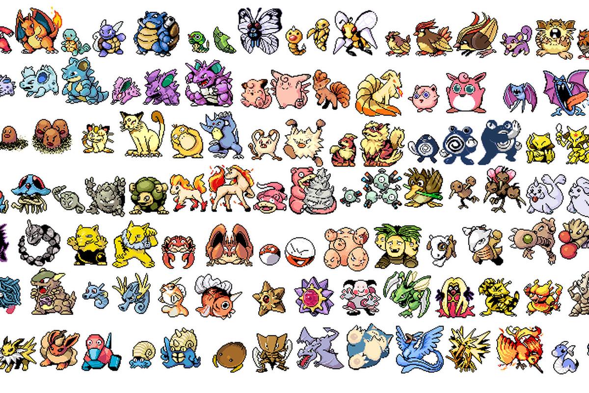 Pokemon Generation
