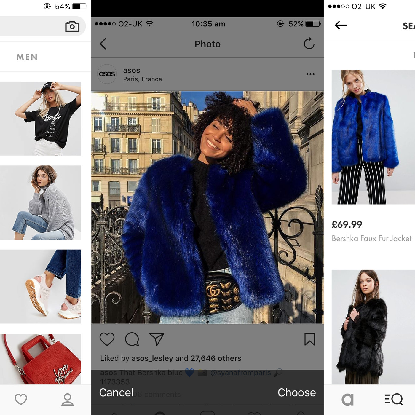 f401cbcc2eb Asos  Style Match is like a reverse image search for shoppable clothes - The  Verge