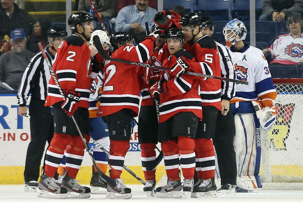They may have been eliminated, but the Albany Devils do have some things to be happy about.