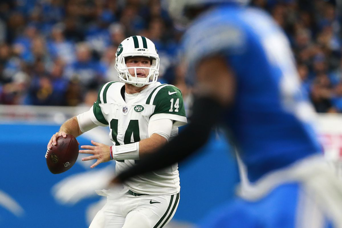f3821b61bb8 Should the Jets Play Sam Darnold Again This Year? (Part Deux) - Gang ...