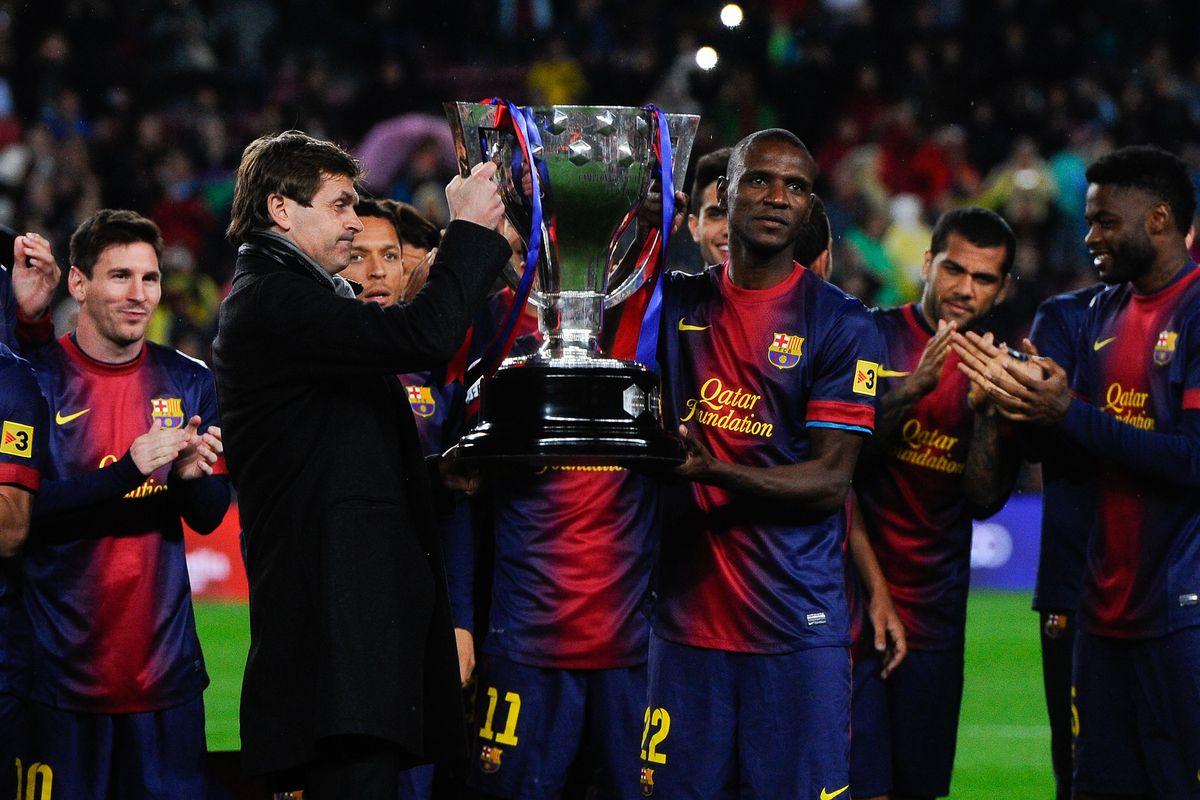 FC Barcelona's Tito Vilanova Leaves Behind a Sparkling Legacy as ...