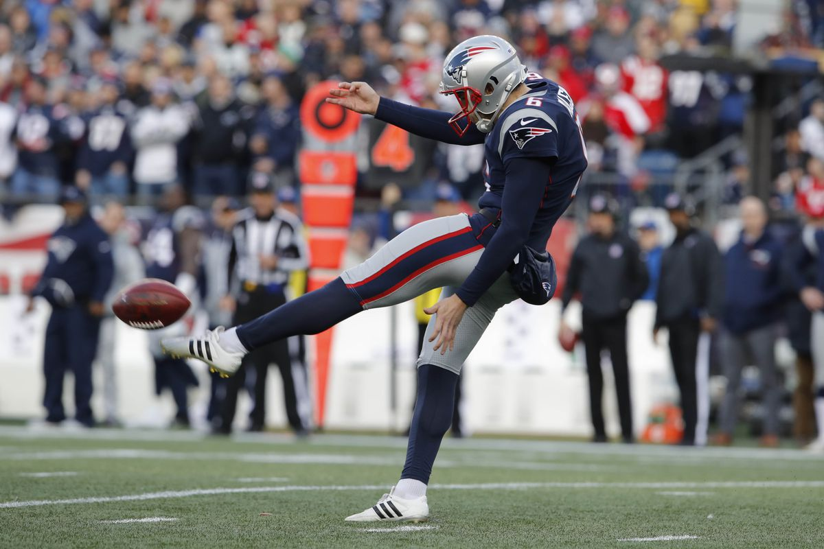 How Ryan Allen s final three punts vs. Jaguars helped pin Patriots in Super  Bowl territory 8cc312fa5