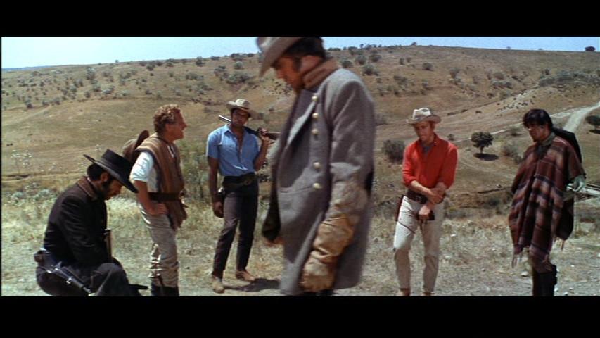 'Guns of the Magnificent Seven,' 1969 (UnitedArtists)