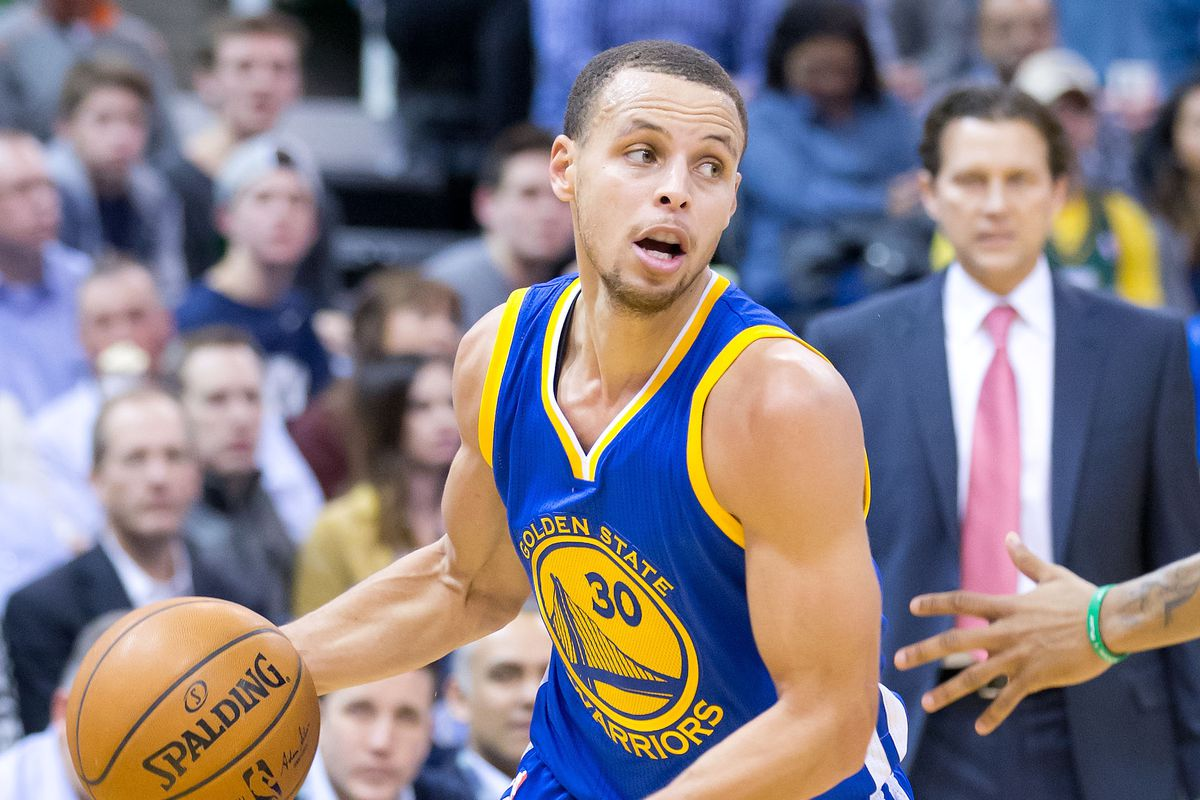 The Utah Jazz can't wait for Stephen Curry to leave town.