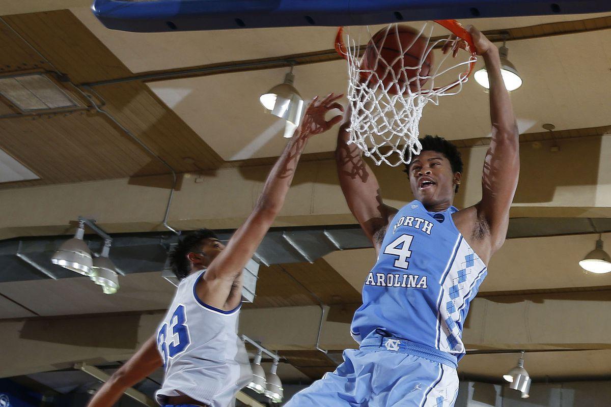 NCAA Basketball: Maui Invitational-North Carolina at Chaminade