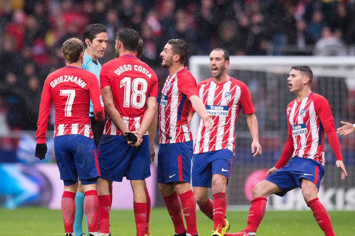 Atletico Madrid v Getafe - La Liga