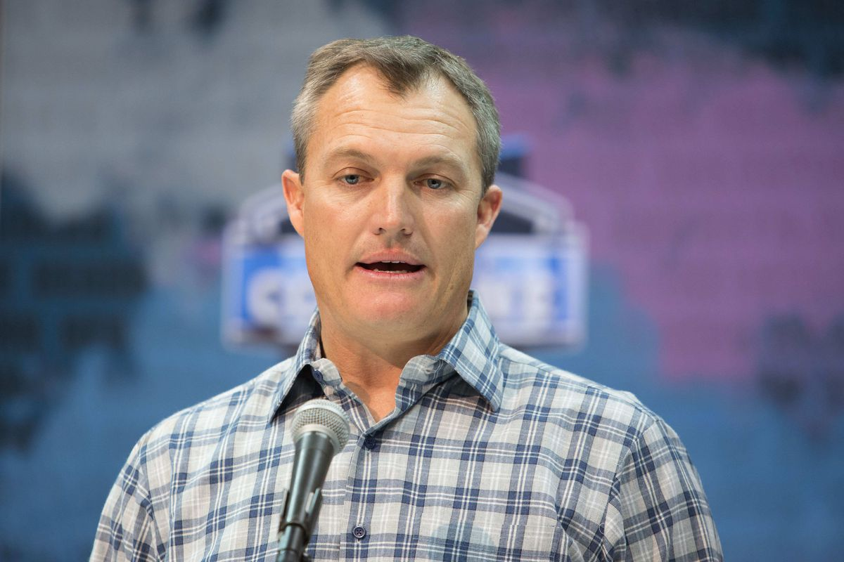 49ers news  Talking points from John Lynch at the NFL Combine ... 008733453