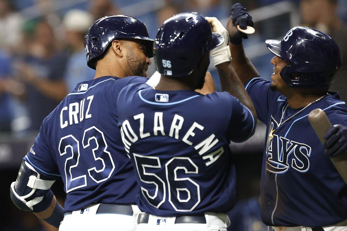 MLB: Baltimore Orioles at Tampa Bay Rays