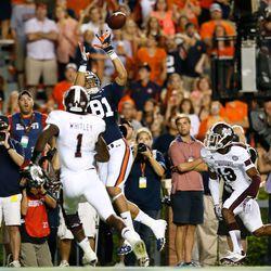 On the brink of a big win, then the dagger (vs. Auburn)