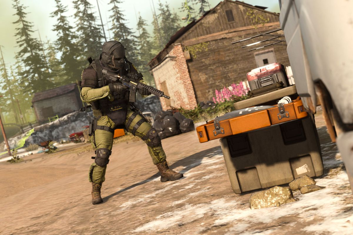 Call Of Duty Warzone S Season 4 Patch Notes Mid Match Events