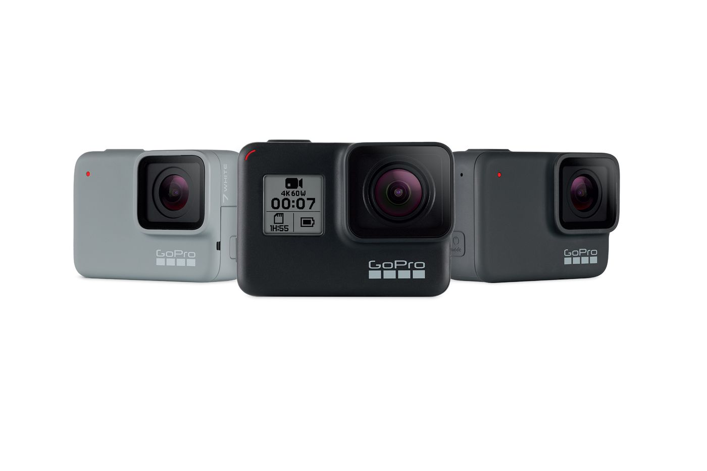 Gopro S Hero 7 Black Sets A New Bar For Video Stabilization The Verge