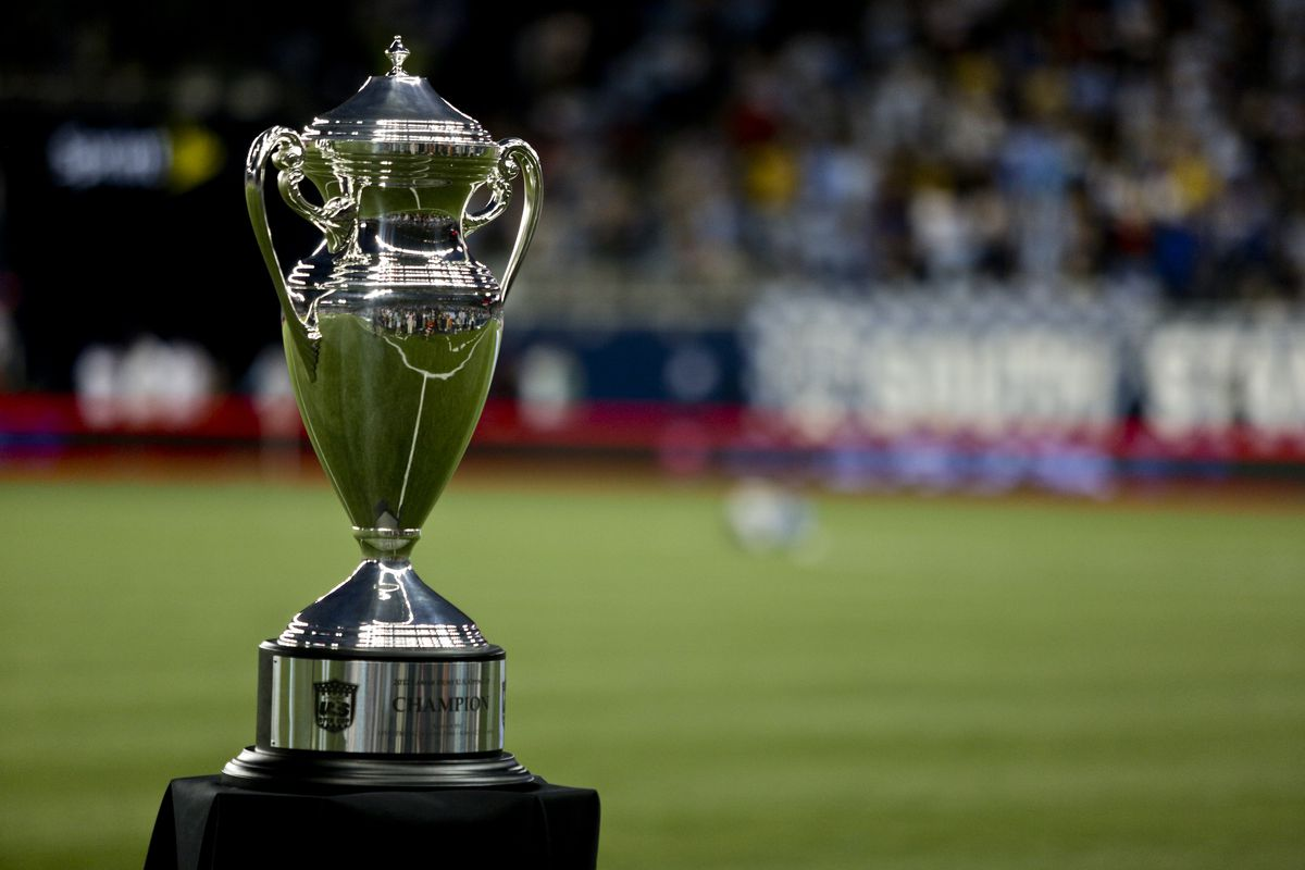 Red Bulls starting their US Open Cup Run