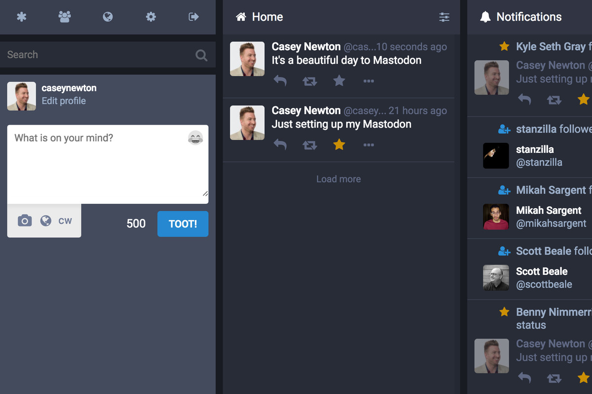 Mastodon social is an open-source Twitter competitor that's
