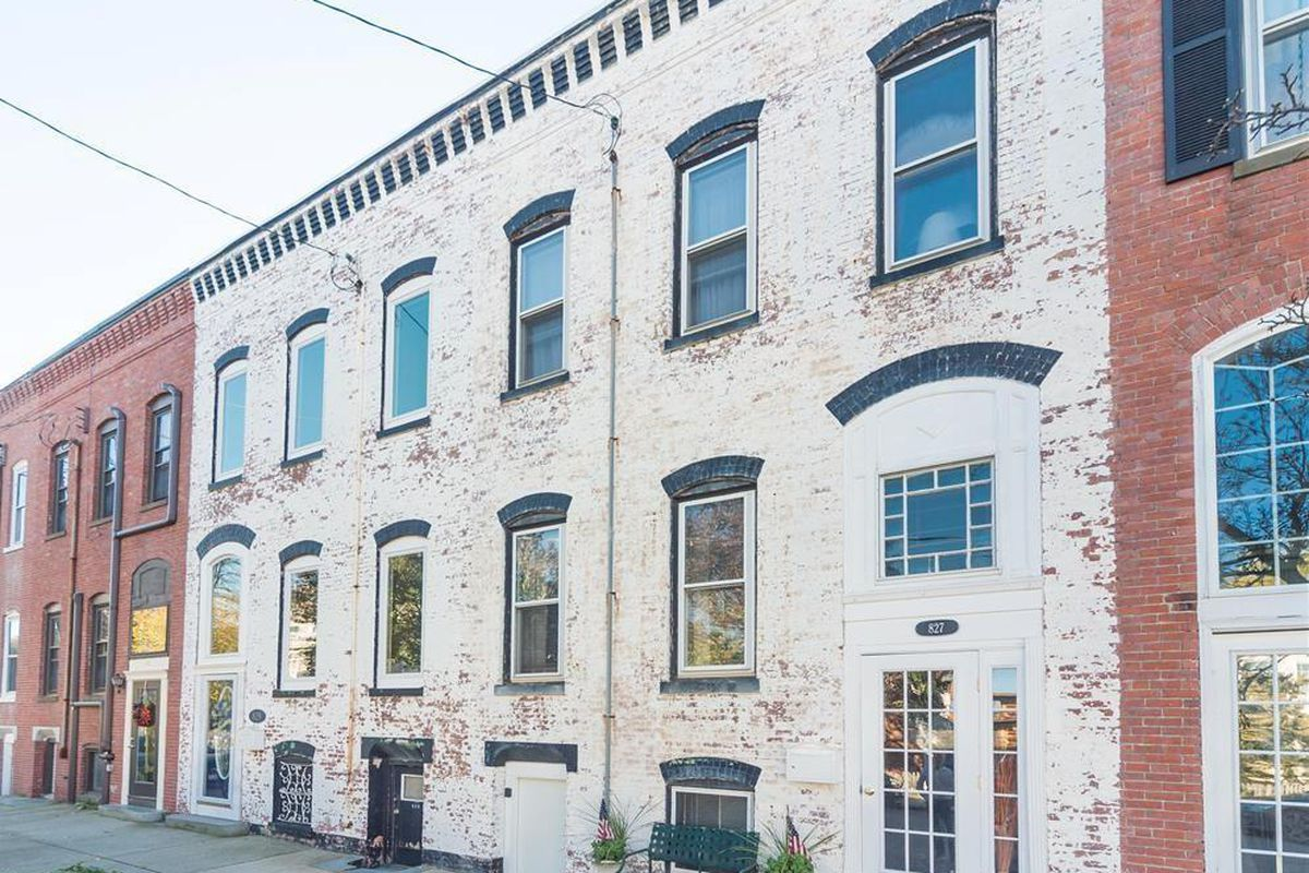 big reveal a south boston townhouse with fixer upper potential
