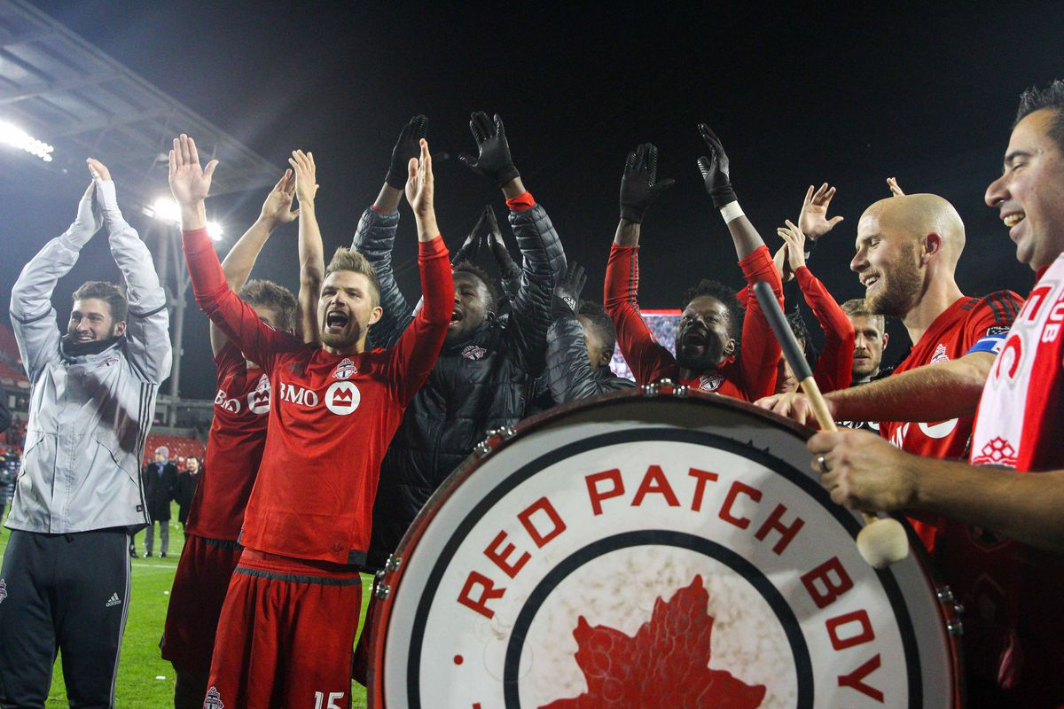 Photo Essay: Toronto FC's Historic First-Ever Playoff Victory