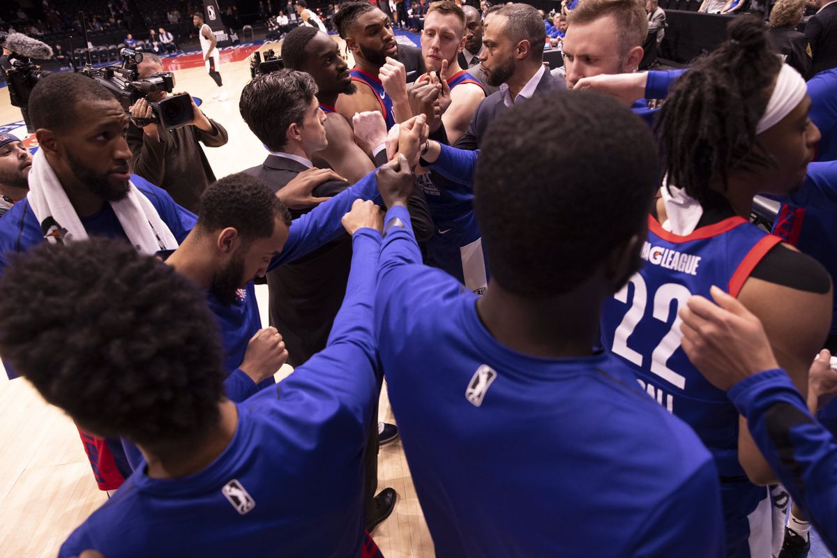 103d588387c Long Island Nets advance to Eastern Conference Finals, to face Lakeland  Magic after defeating Raptors 905