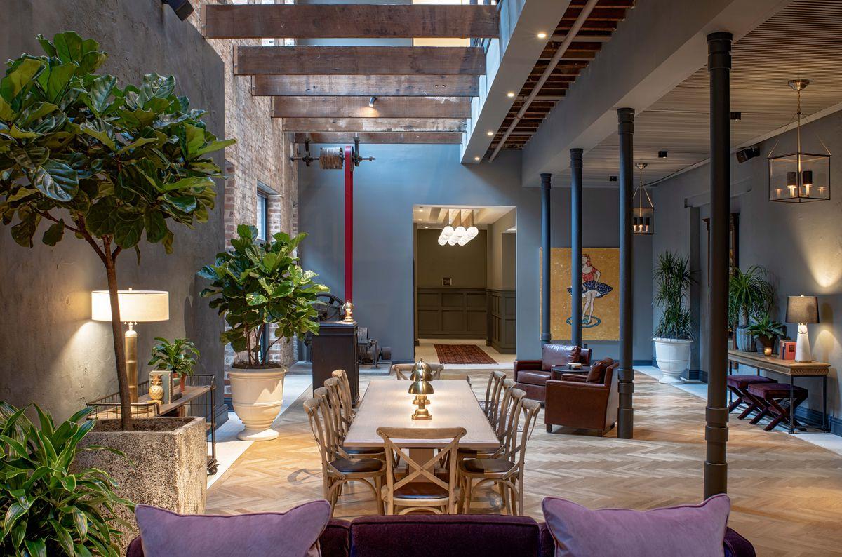 Eliza Jane Hotel By Hyatt Opens In The Cbd Curbed New