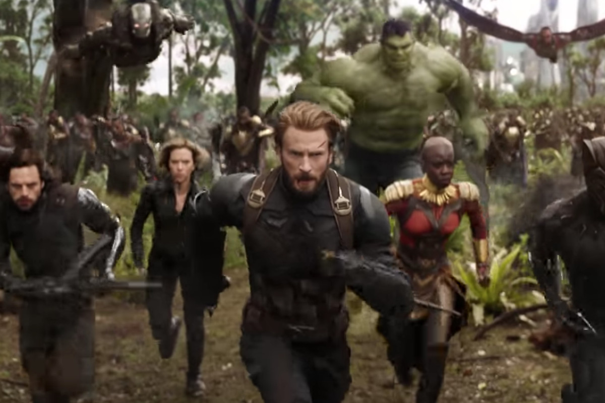 Avengers Infinity War Trailer Breakdown Analysis And More Polygon