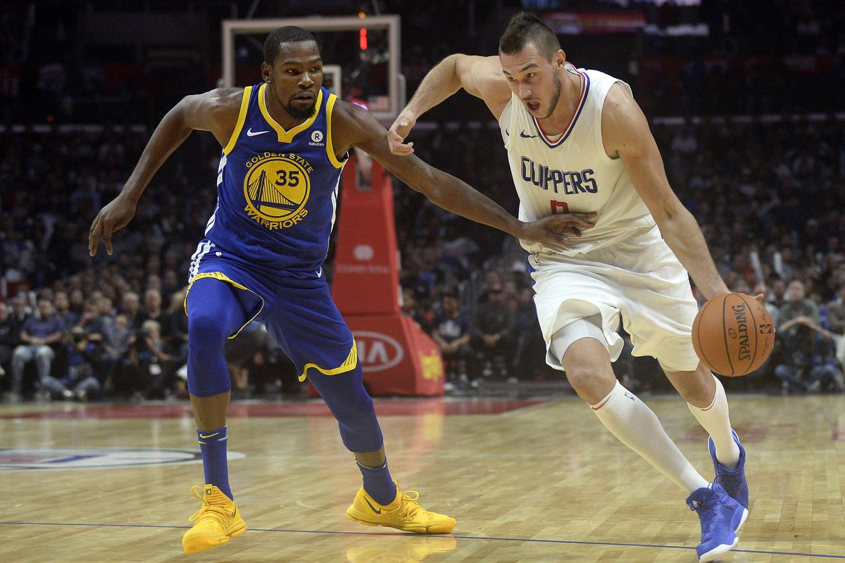 NBA: Golden State Warriors at Los Angeles Clippers