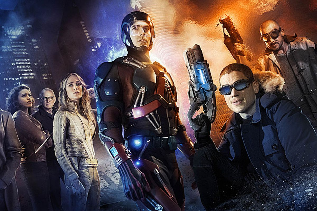 There will never be a show as exciting to dream about as Legends of Tomorrow.