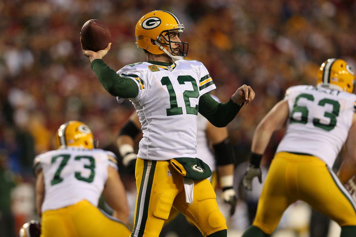 Wild Card Round - Green Bay Packers v Washington Redskins