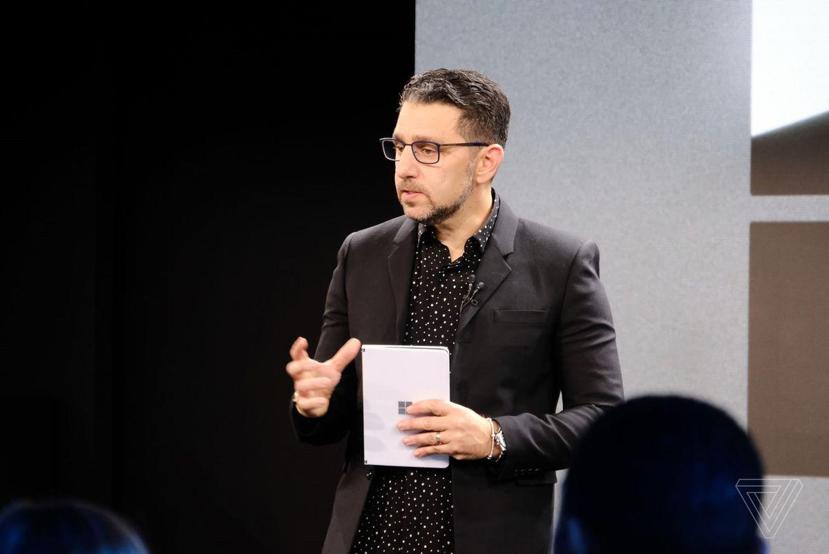 Microsoft công bố Surface Neo - thiết bị màn hình kép gập ra gập vào đều được, còn chưa hoàn thiện, dự kiến bán ra vào cuối năm sau - Ảnh 4.
