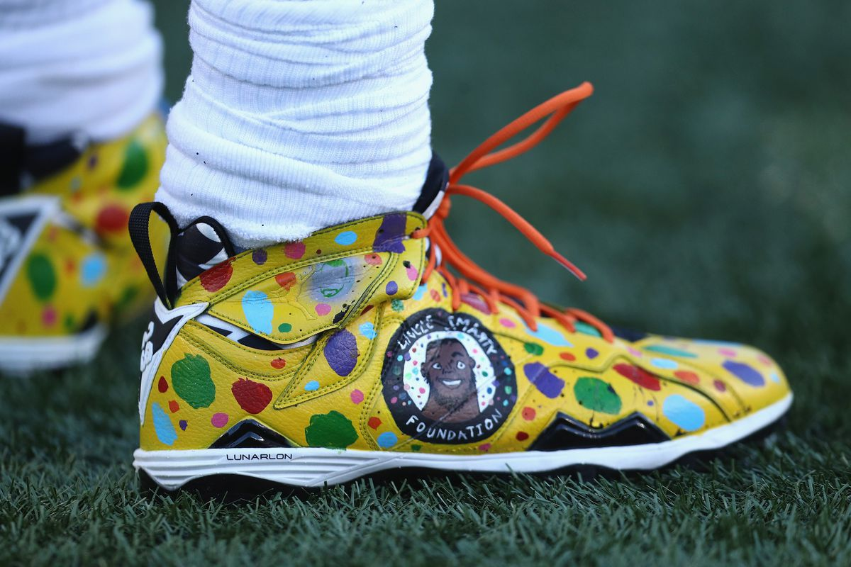 b6c7a3fdcfb0 'My Cause, My Cleats': NFL players wearing custom cleats explained in a  2-minute read