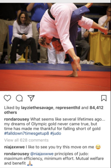 Wrestling And Judo