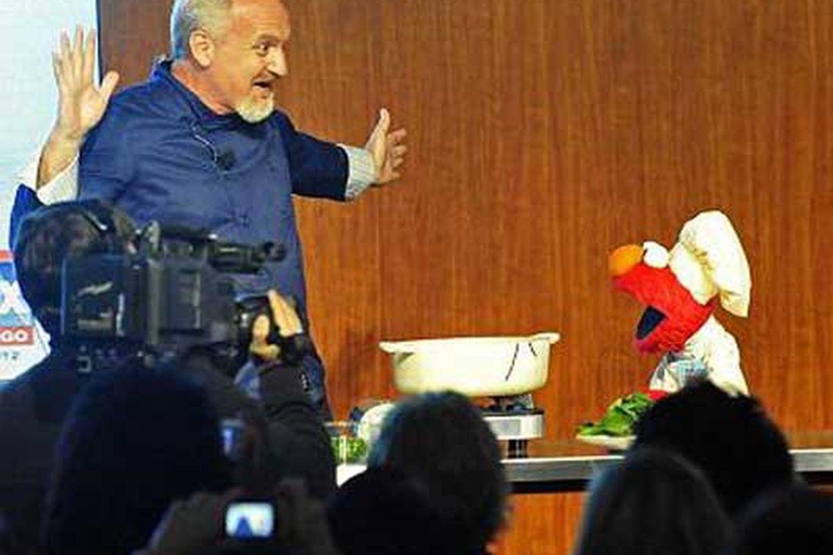 Art Smith & Elmo