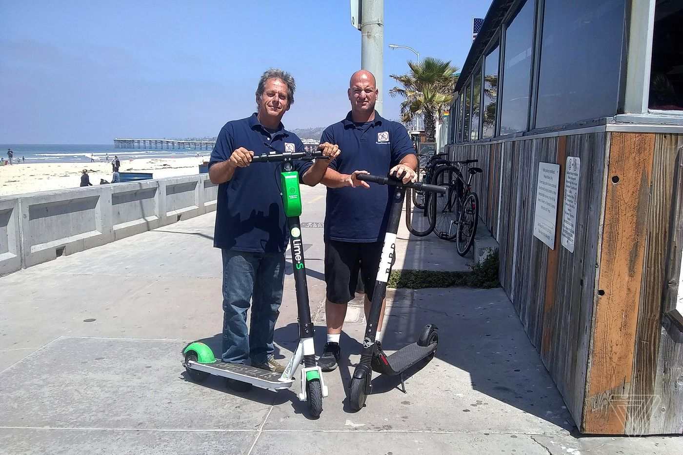 Why the dockless scooter industry is going after a