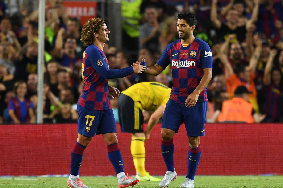 Barcelona Arsenal