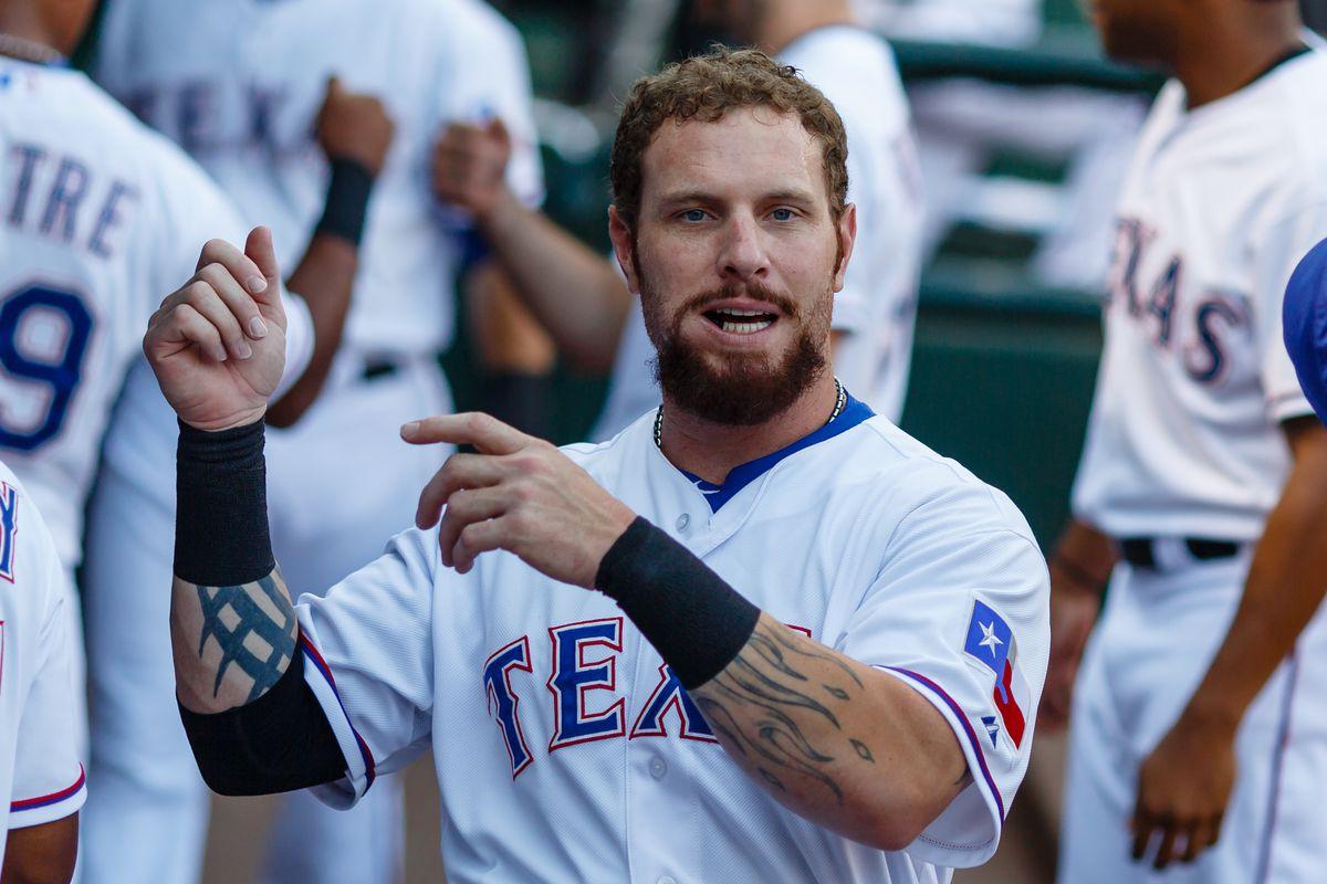 MLB: JUL 29 Yankees at Rangers