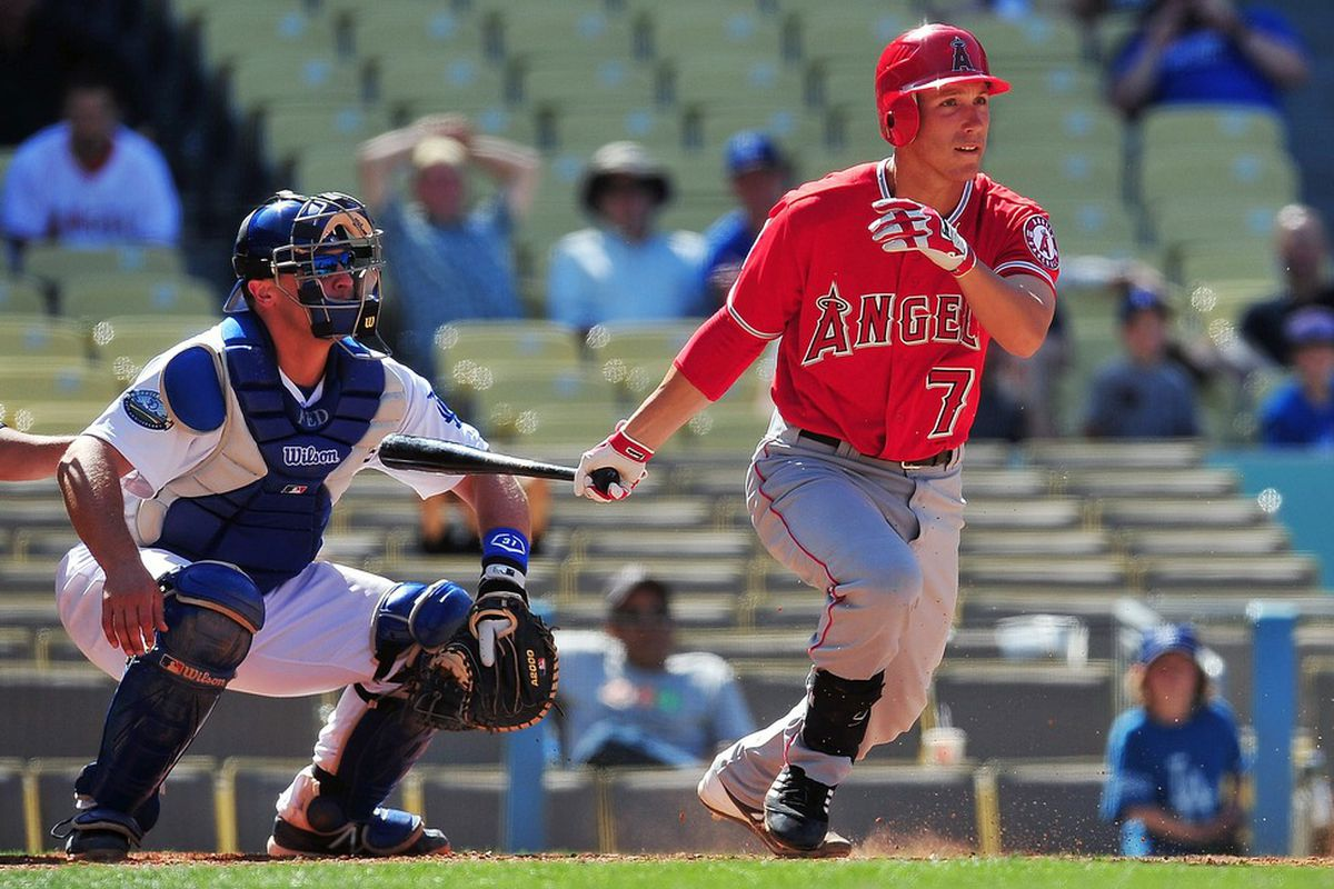 Taylor Lindsey just edges out Kaleb Cowart for the Angels' top spot