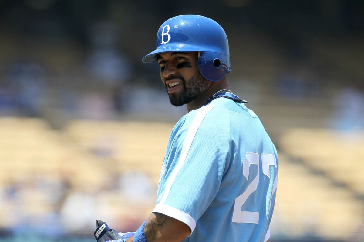 Voting for the 2011 MLB All-Star Game, to be held at Chase Field in Phoenix, runs through June 30. Matt Kemp of the Dodgers is fourth in the voting among National League outfielders.