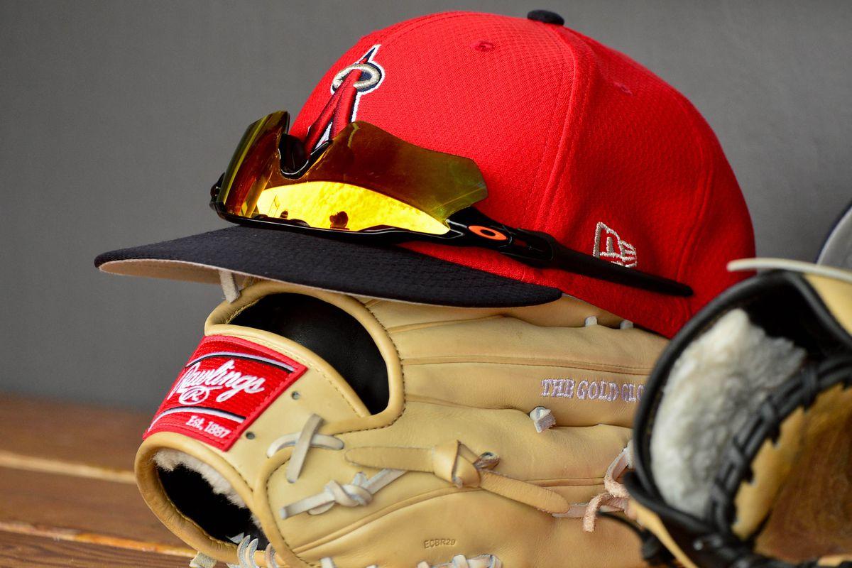 MLB: Spring Training-Los Angeles Angels at Colorado Rockies