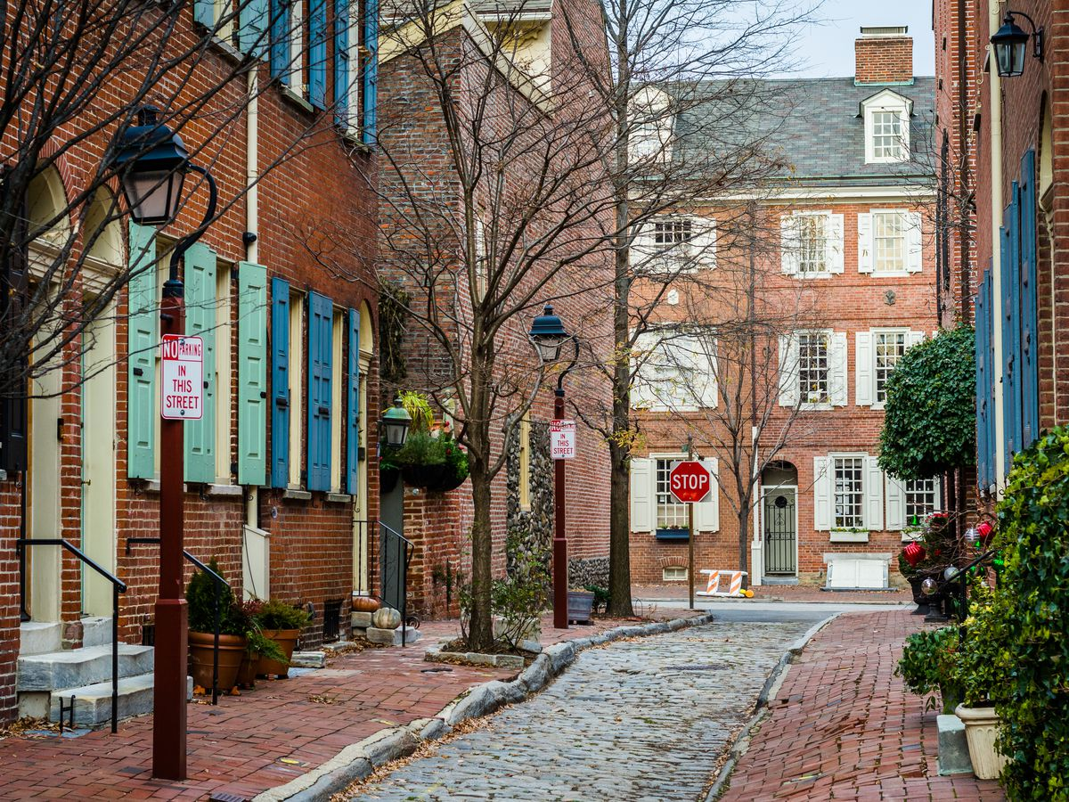 Mapping Philly S 15 Historic Districts Curbed Philly