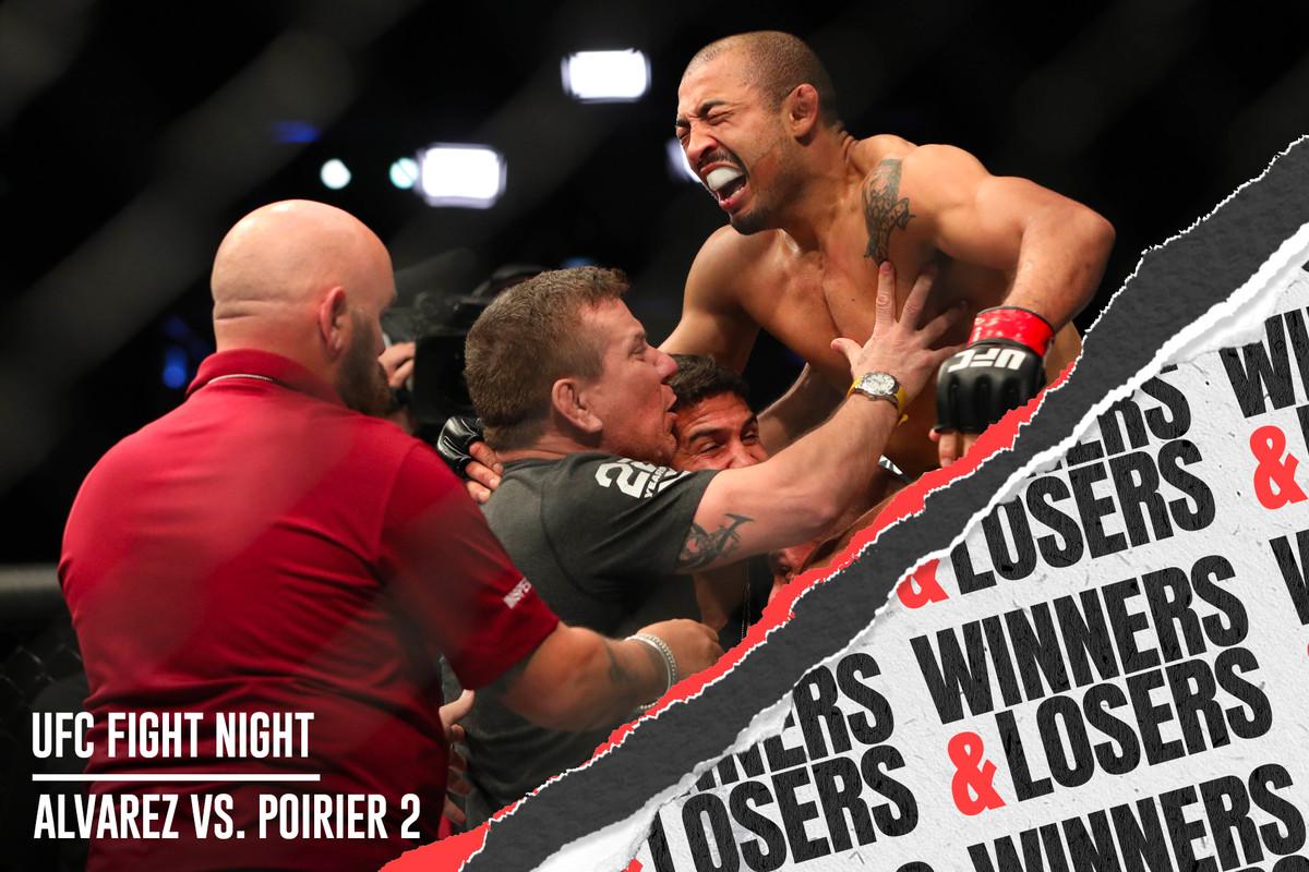 UFC on FOX 30: Eddie Alvarez v...