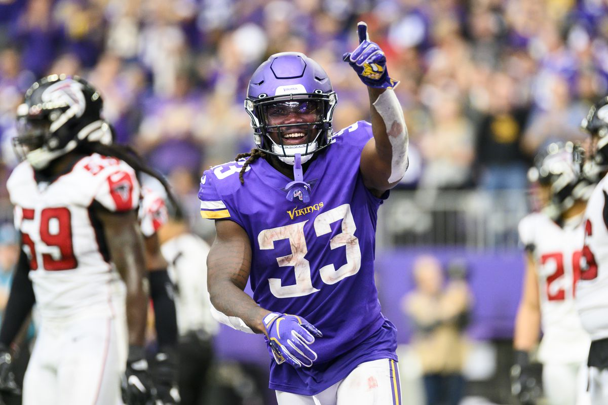 best authentic 1220a dbc4c NFC North Rundown: Dalvin Cook & defense lead Vikings to ...