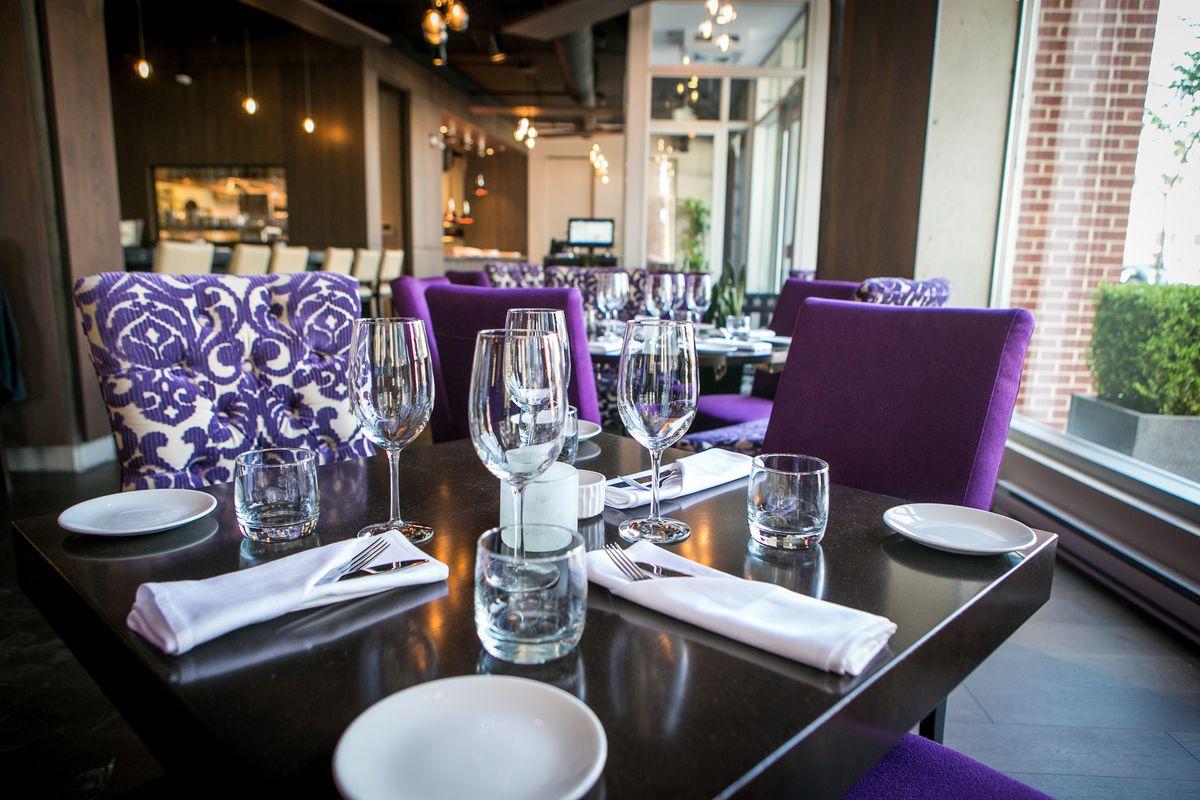 Step Inside Doca, a New Mediterranean Restaurant in Griffintown